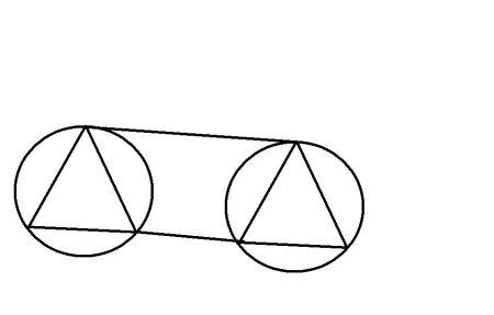"""两条平行线为构件""""设计一个构思独特且具有意义的轴对称图形图片"""