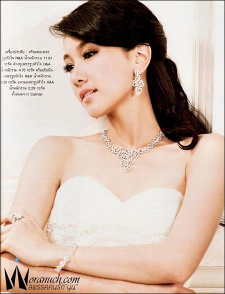 被称为泰国第一美女