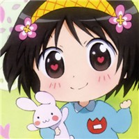 漫画可爱姐妹头像(6)