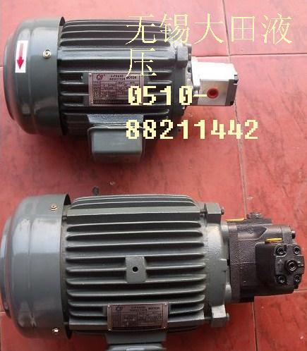 液压缸油泵用电机选用及型号图片
