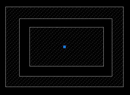 CAD区域覆盖autocad家装立面图图片