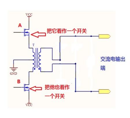 交流电和直流电区别图片
