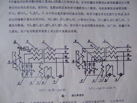 大功率柴油发电机 单缸柴油发电机 柴油发电机原理高清图片