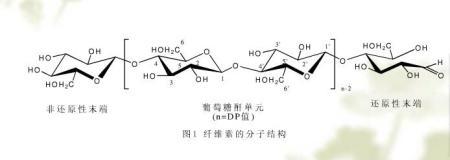 纤维素的结构简式是怎样的?图片