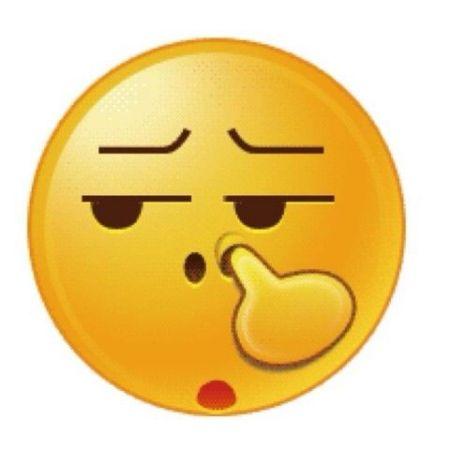 在qq表情中 挖鼻子是什么意思图片