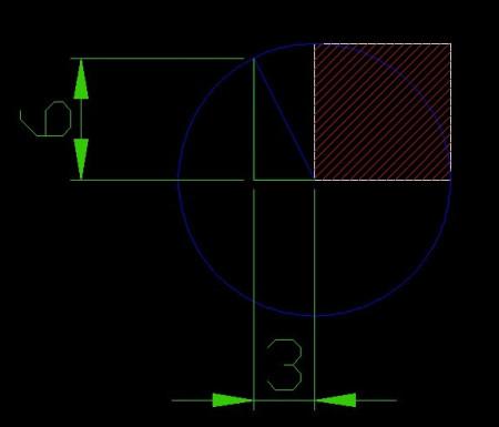 求画平面图,面积大概45㎡的正方形!图片
