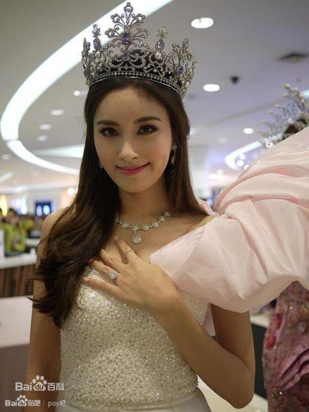 泰国明星 泰国公开的明星情侣 泰国明星排行榜 李海娜图片