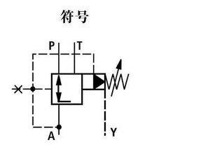 减压阀表示符号是什么啊