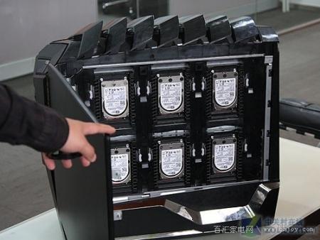 外星人台式电脑图片