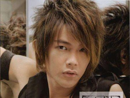 汪东城的发型怎么做的 ?图片