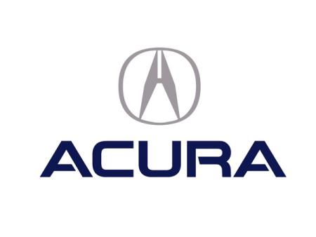 本田讴歌logo下的英文字母acura是什么字体,或是在什么字体高清图片