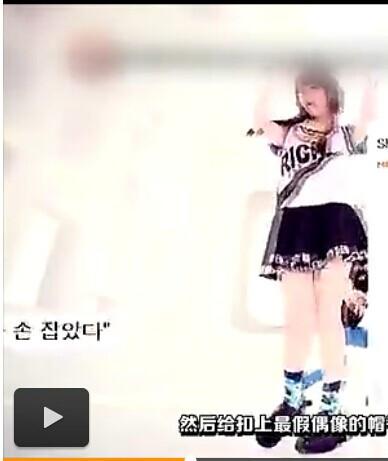 外国小女孩mv唱歌