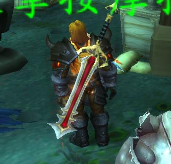 魔兽世界彩虹一样的附魔_请问魔兽世界和风暴要塞小怪拿的那个发光剑外形一样的武器