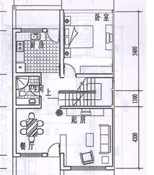 长12米宽10米的房子地基图,求高手帮忙设计一个农村小图片