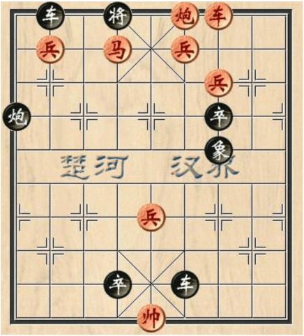 中国象棋的八大残局是哪八个什么意思啊?图片
