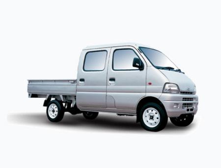 请教山东泰安地区华阳星卡双排加长小价格2010年货车宝骏730长安版v价格图片
