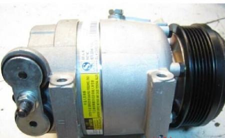膨胀阀堵塞低压低到0(高压却超高),膨胀阀开度过大低压高(高压低)出图片