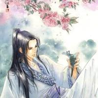 要一对古风的情侣头像.要一眼就看得出男的儒雅,女的美艳的.图片