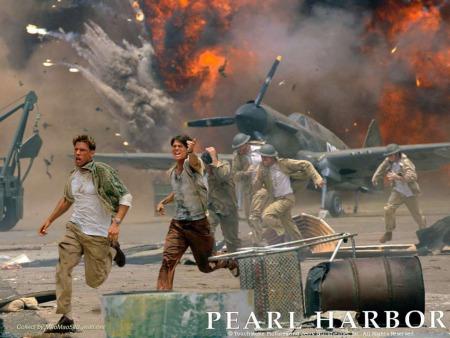 美国         日本偷袭珍珠港