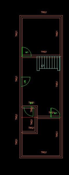 8米进深房屋设计图纸图片