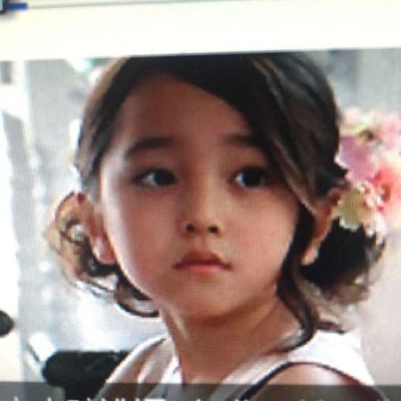 求这个女孩的名字,她是童星吗图片