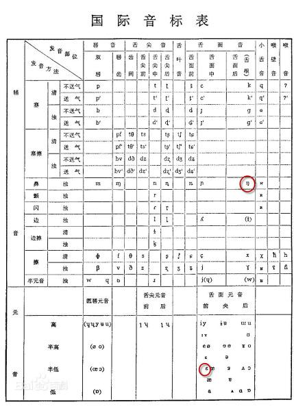 这是汉语拼音与国际音标辅音的对照表,希望对你有帮助图片