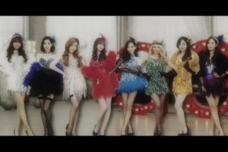 少女时代日本演唱会2014那个mv里穿丝袜是哪个