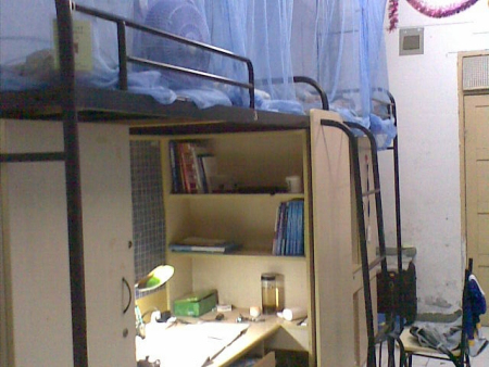 安徽理工大学学校新生2011宿舍怎么样图片