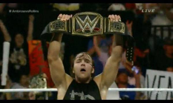 谁有WWE迪安安布罗斯的标志图和罗曼雷恩斯的标志图 如果有给我放
