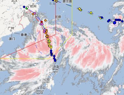 2012年第九号台风苏拉会不会影响或者登陆广