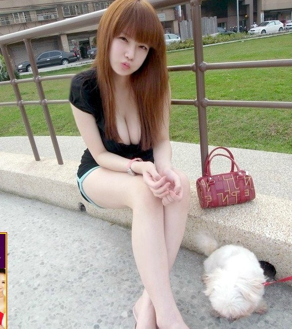 谁知道这个美女是谁?名字