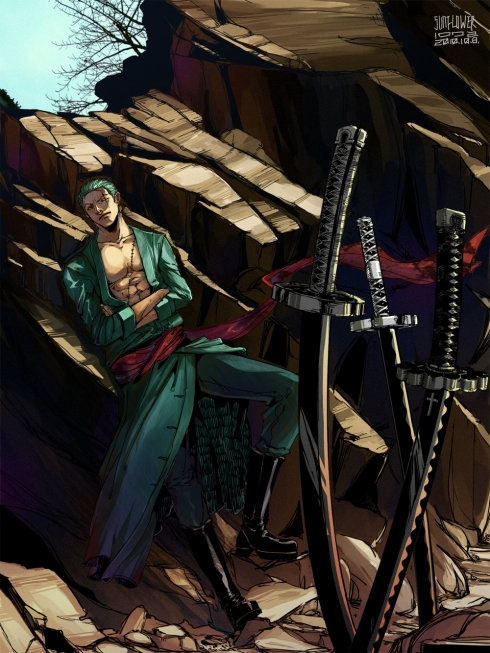 zoro wallpaper