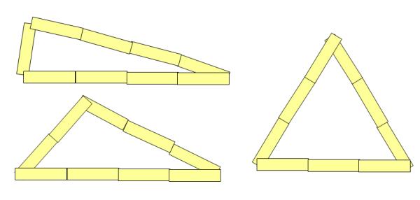 再来删除一些不合三角形规矩的数字.图片