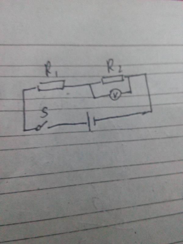16如图26所示电路 R1=2欧 R2=4欧