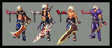 求dnf鬼剑士4个转职职业时装 觉醒插图穿的时装 效果如