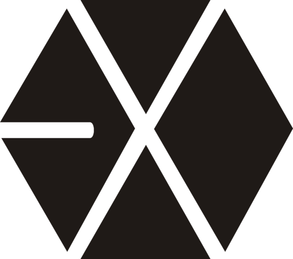 exologo高清_谁有exo的 高清logo 图片!