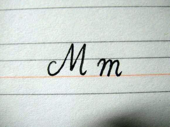 花式 古体 英文26个字母大小写的写法,只求图.