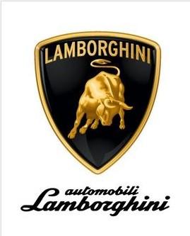 兰博基尼的标志是什么高清图片