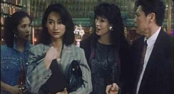 这个电影是狱凤  那个女演员里面演华姐