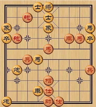 4399象棋残局 110局 求解图片