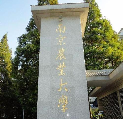 南京农业大学(nanjing agricultural university)位于江苏省南京市图片