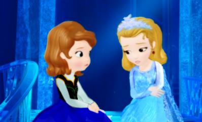 小公主苏菲亚的姐姐怎么样?图片