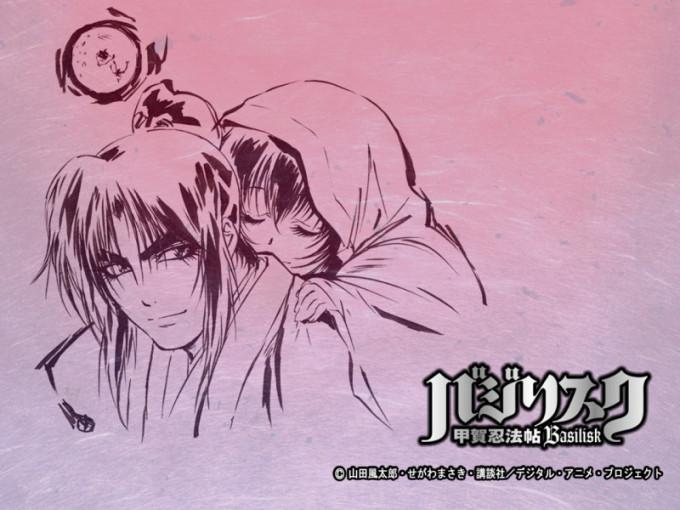 山田风太郎的忍者系列其中最为著名的应该是《甲贺忍法帖》了,那么