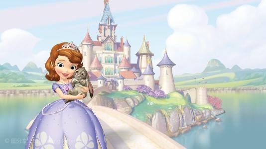 《小公主苏菲亚》第一季中苏菲亚的姐姐是谁?图片