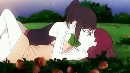 来自新世界接吻图片