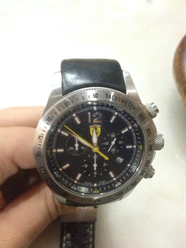 帮我看看这个法拉利手表是不是正品 是什么型号高清图片