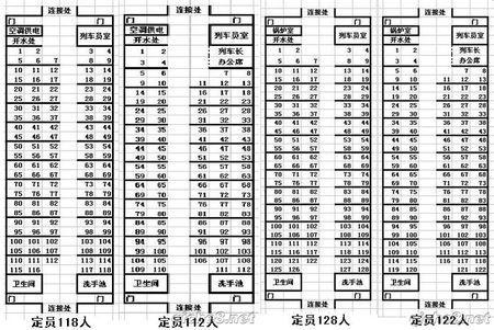 k1047补票在哪个车厢图片
