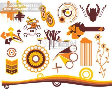 谁能找到关于图形创意圆形的图片图片