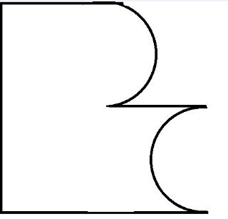 电影�:(�h��Y_【急求】添线把下面的图形分成2个形状大小都一样的