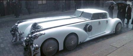 劳斯莱斯银魅和黄金车哪个好高清图片